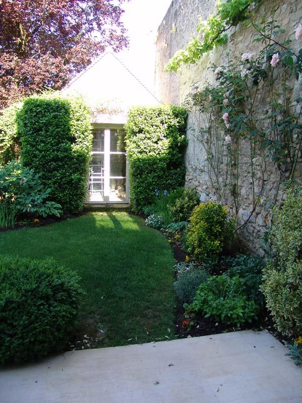 Particuliers jardin d cor paysagiste oise entretien espace for Paysagiste oise