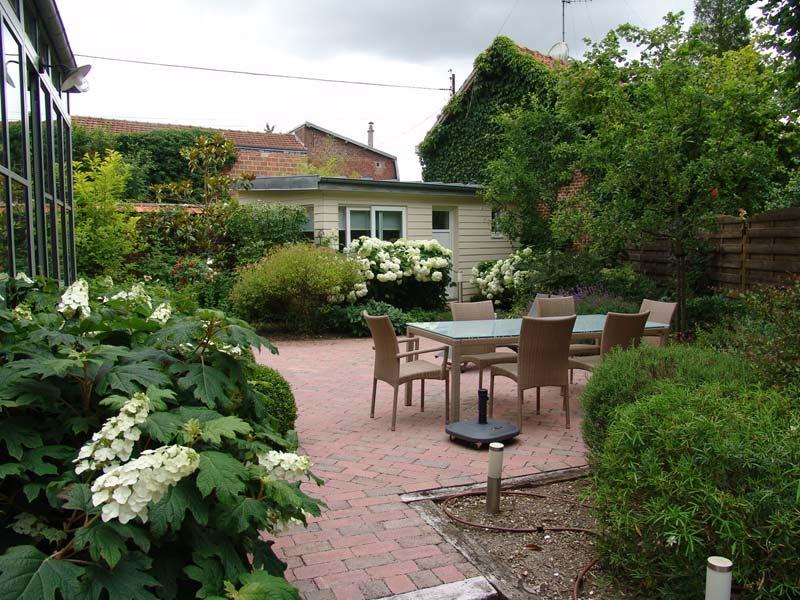 Jardin decor paysagiste oise pour particuliersjardin d cor for Entretien jardin particulier 95